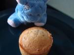 Muffins aux lardons et au pesto